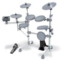 KAT Percussion KT1 5-piece Electronic Drum Set