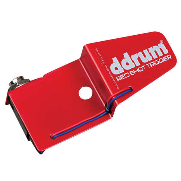 ddrum Trigger Red Shot for Snare or Kick Drum