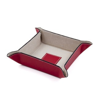 Link to Bey Berk 'Brooke' Leather Travel Valet Similar Items in Jewelry Boxes