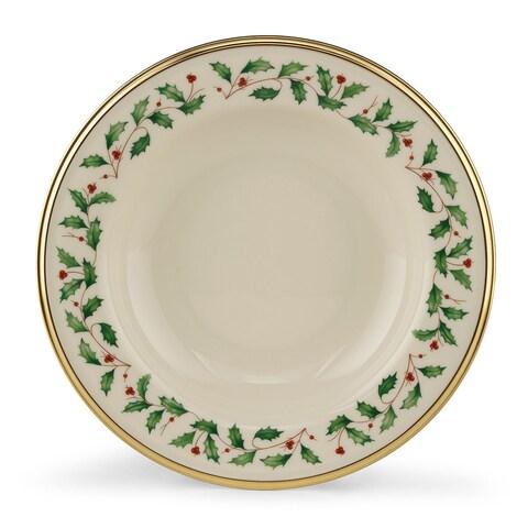 Lenox Holiday Soup Bowl