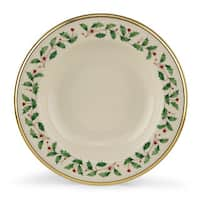 Lenox Holiday Soup Bowl
