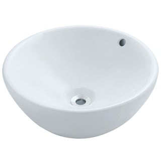 v2200 Porcelain Vessel Sink