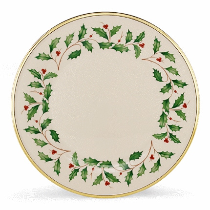 Lenox Holiday Dinnerware Dinner Plate (Set Of 6)  sc 1 st  Overstock & Lenox Holiday Dinnerware Dinner Plate (Set Of 6) - Free Shipping ...