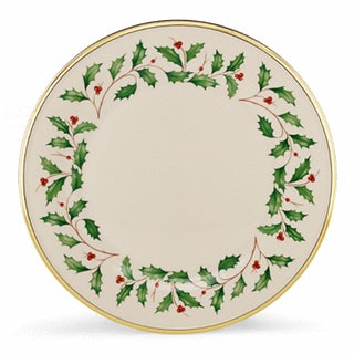 Lenox Holiday Dinnerware Dinner Plate (Set Of 6)