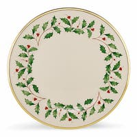 Lenox Holiday Dinnerware Dinner Plate (Set Of 6)
