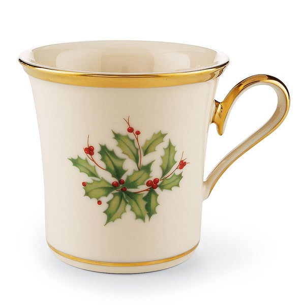 How Much Coffee Is In Ak Cup >> Shop Lenox Holiday Mug - Free Shipping On Orders Over $45 ...