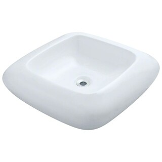 MR Direct v100 Pillow Top Porcelain Vessel Sink