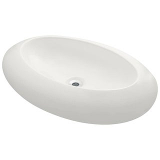 v80 Porcelain Vessel Sink