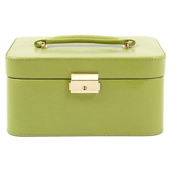 Bey berk 39 liana 39 leather jewelry box free shipping today for Bey berk jewelry box