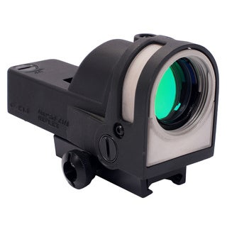 Meprolight Self-powered Day and Night Reflex Sight with Dust Cover and Triangle Reticle