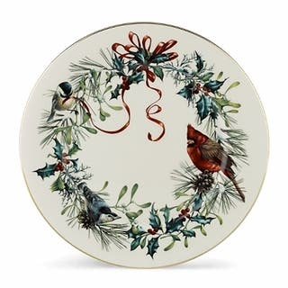 Lenox Winter Greet Dinnerware Dinner Plate (Set Of 6)|https://ak1.ostkcdn.com/images/products/9547120/P16727997.jpg?impolicy=medium