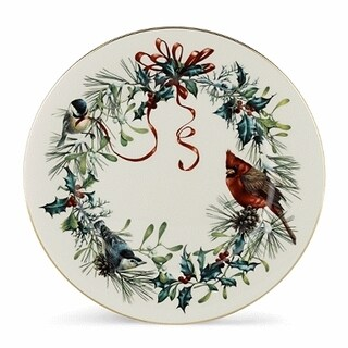 Lenox Winter Greet Dinnerware Dinner Plate (Set Of 6)