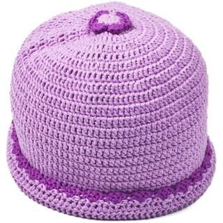 Handmade Crochet Baby Hat (Guatemala)