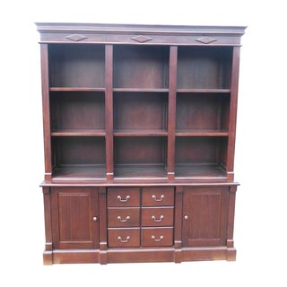 Handmade D-Art Open Front Bookcase (Indonesia)