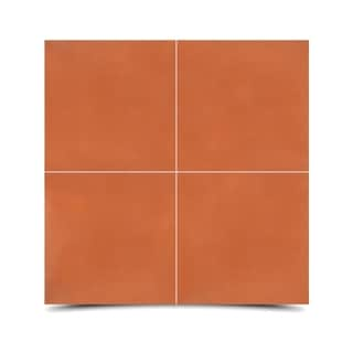 Marrakech Handmade Pack of 12 Cement and Granite Moroccan Tile (Morocco)