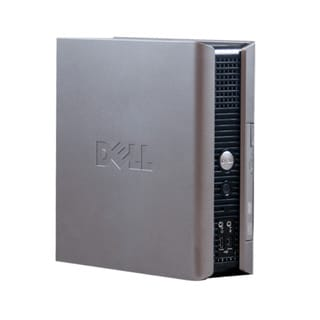 Dell OptiPlex 755 USFF Intel Dual Core 1.8GHz 80GB CD-Rom Computer (Refurbished)