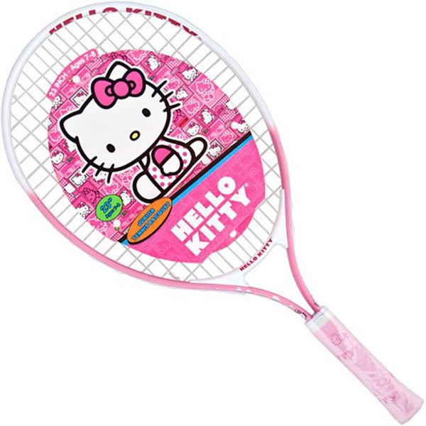 Hello Kitty 23-inch Junior Tennis Racquet