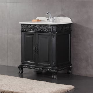 Size Single Vanities Bathroom Vanities Vanity Cabinets Shop - Single bathroom vanity cabinets