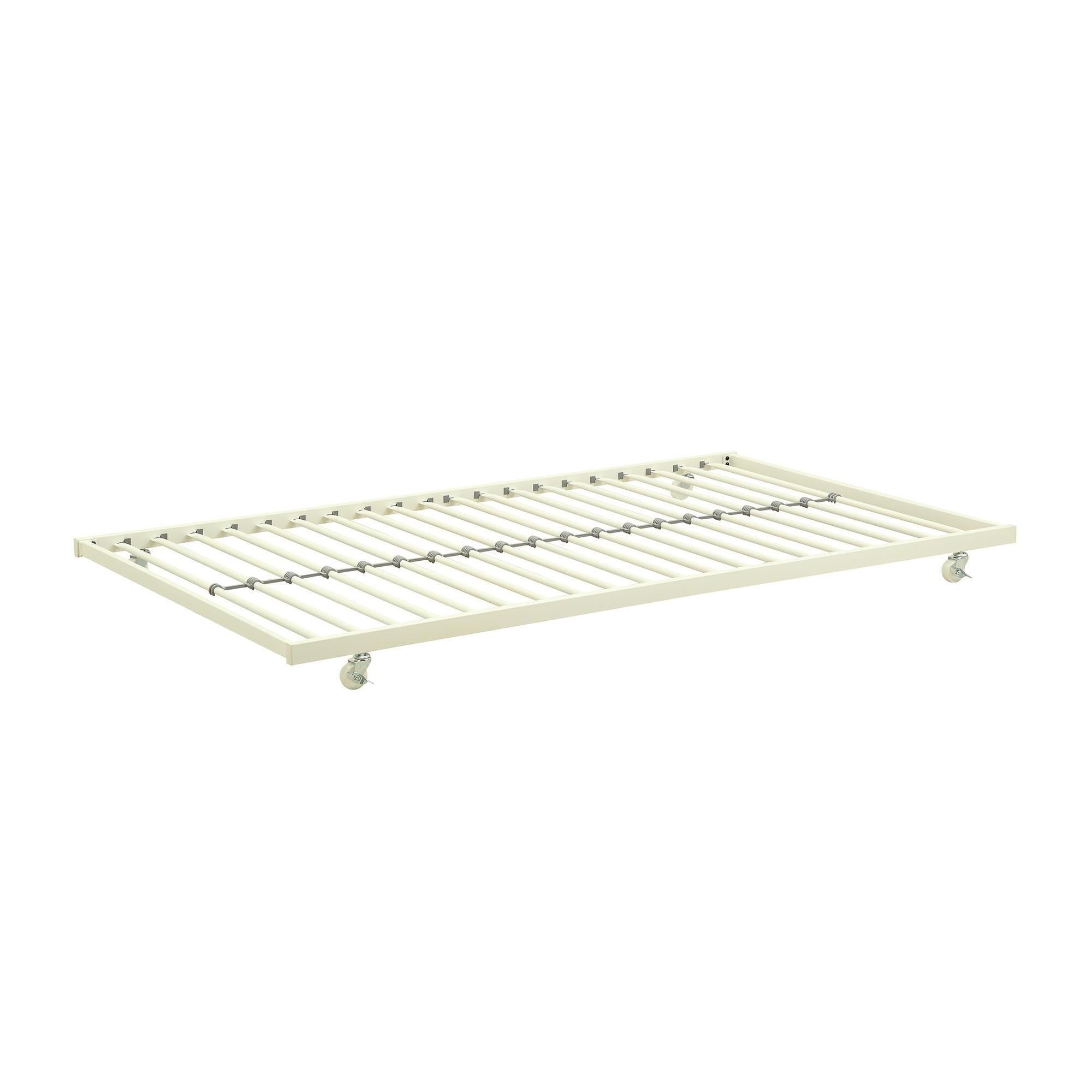 DHP Universal Rolling Daybed Trundle (Trundle, White), Si...