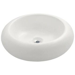 MR Direct v120 Pillow Top Porcelain Vessel Sink