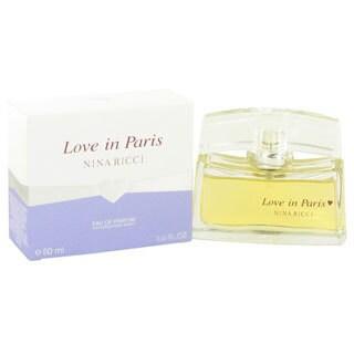 Nina Ricci Love In Paris Women's 1.7-ounce Eau de Parfum Spray