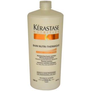 Kerastase Nutritive Bain Nutri-Thermique 34-ounce Shampoo