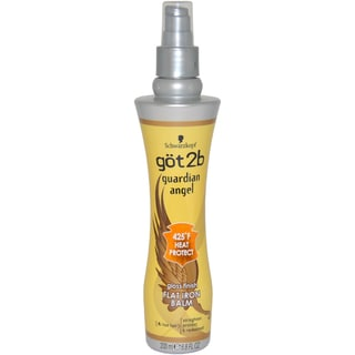 Got2b Guardian Angel Heat Pro Gloss Finish 6.8-ounce Flat Iron Balm