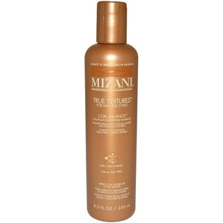 Mizani True Textures Curl Balance Moisturizing 8.5-ounce Sulfate-free Shampoo