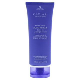 Alterna Caviar Anti-aging 3.4-ounce Overnight Hair Rescue Treatment