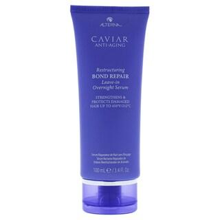 Alterna Caviar Anti-aging 3.4-ounce Overnight Hair Rescue Treatment