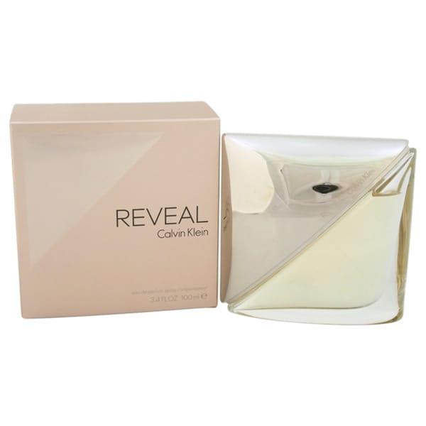 Calvin Klein Reveal Women's 3.4 ounce Eau de Parfum