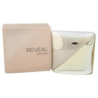 Calvin Klein Reveal Women's 3.4-ounce Eau de Parfum