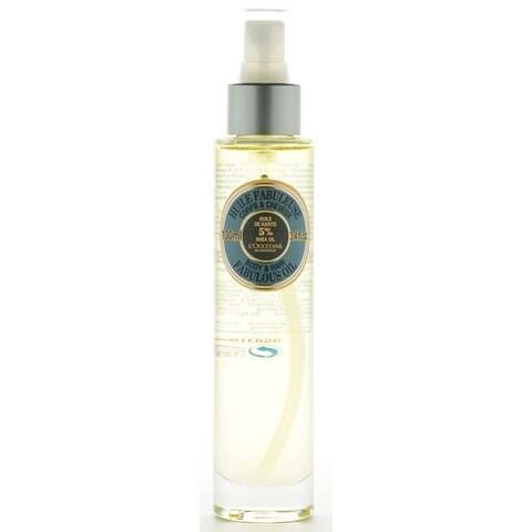 L'Occitane Shea Butter 3.4-ounce Fabulous Oil