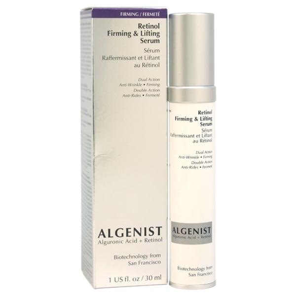 algenist retinol firming