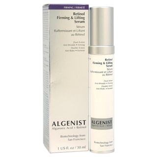 Algenist Retinol Firming and 1-ounce Lifting Serum