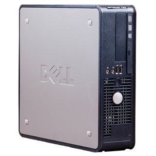 Dell OptiPlex 760 SFF Intel Core 2 Duo 3.0GHz 750GB Computer (Refurbished)