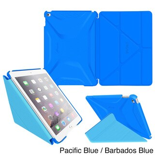 roocase Origami 3D Slim Shell Folio Case Smart Cover for iPad Air 2 (2014)