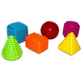Hedstrom 6-piece Sensory Shape Set