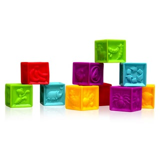 Hedstrom Lil' Sensory Bloxx Block Set