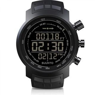 Suunto Elementum Terra All Black Rubber Watch