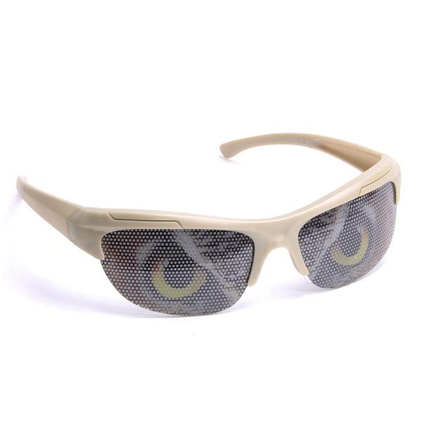 Uncle Milton Nat Geo Wild Owl Go Wild Sunglasses