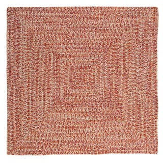 Buy Red 12 Round Square Area Rugs Online At Overstock Com Our