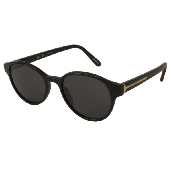 8fc8bccee61 Shop Givenchy Men s  Unisex SGV810 Oval Sunglasses - Free Shipping ...