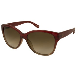 Givenchy Women's SGV815 Rectangular Sunglasses