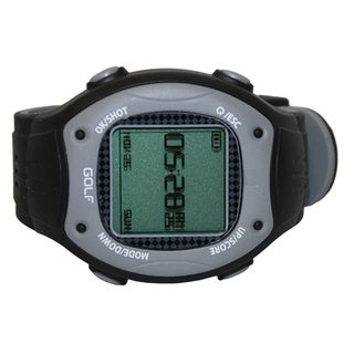 ScoreBand Golf GPS Watch and Scorecard