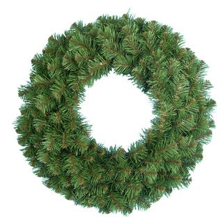 Kurt Adler 24-inch Virginia Pine Wreath