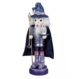 Link to Kurt Adler 18-Inch Hollywood Wooden Wizard Nutcracker Similar Items in Decorative Accessories