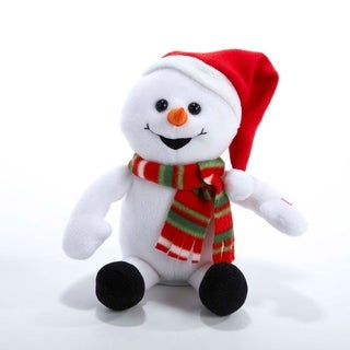Kurt Adler 10-inch Laughing and Farting Snowman