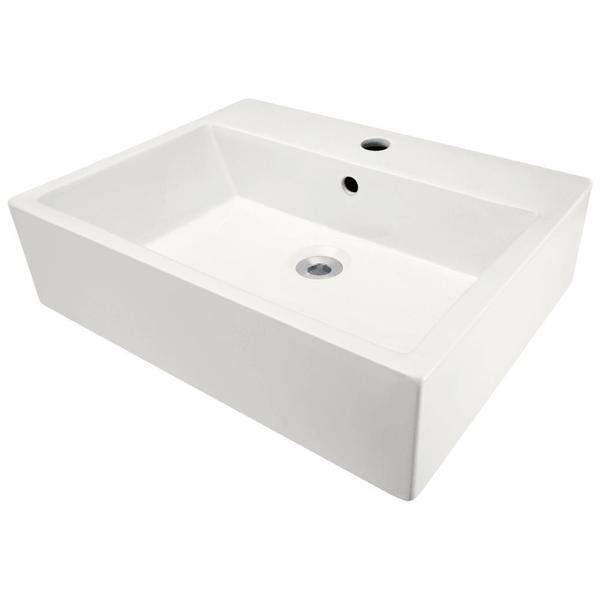 v2502 Porcelain Vessel Sink