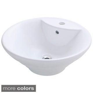 MR Direct v200 Porcelain Vessel Sink